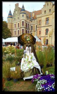 jardin château virieu