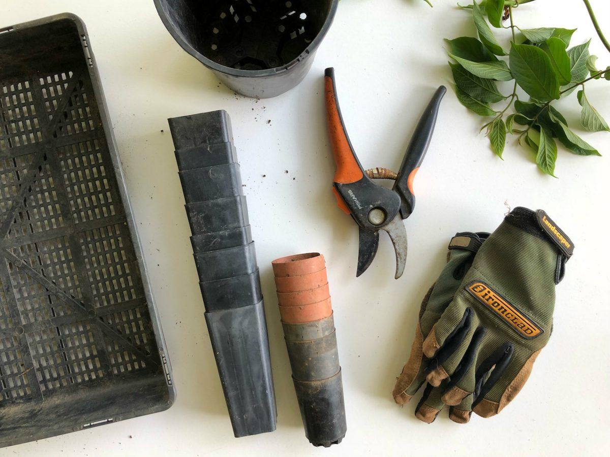 Outils et accessoires de jardinage